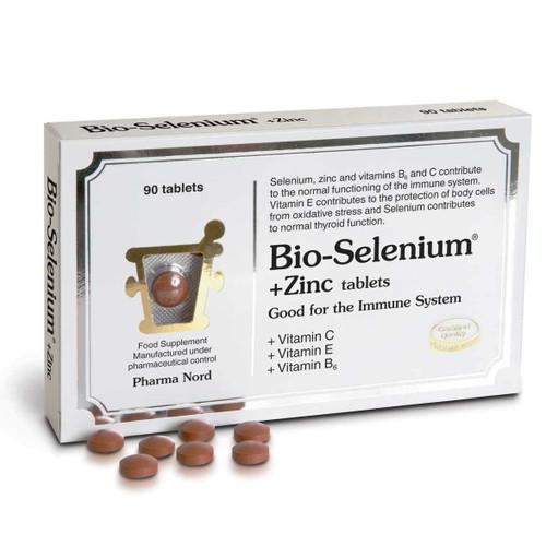 Pharma Nord Bio-Selenium & Zinc - 90 tablets