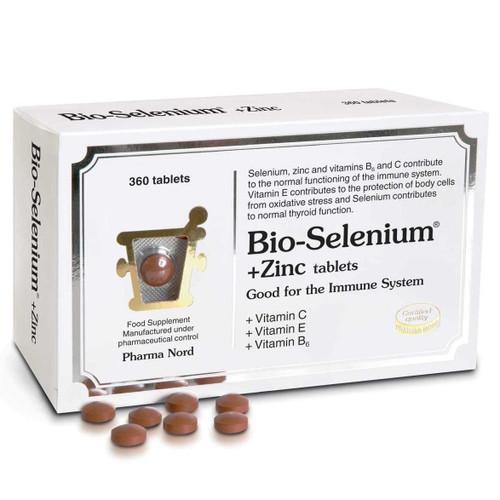 Pharma Nord Bio-Selenium & Zinc - 360 tablets