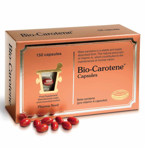 Pharma Nord Bio-Carotene - 150 capsules