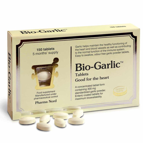 Pharma Nord Bio-Garlic 300mg - 150 tablets