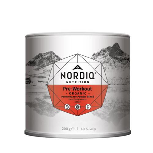 Nordiq Nutrition Pre-Workout Powder - 200g