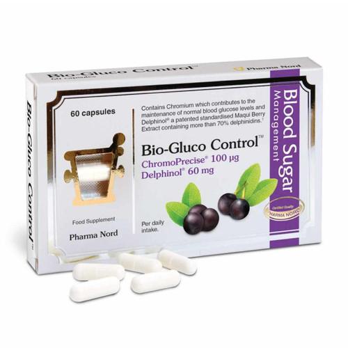 Pharma Nord Bio-Gluco Control - 60 capsules