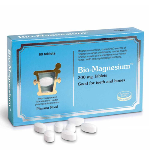 Pharma Nord Bio-Magnesium 200mg - 60 tablets