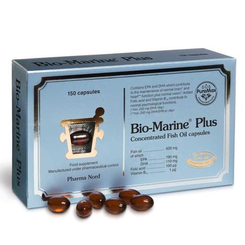 Pharma Nord Bio-Marine Plus - 150 capsules