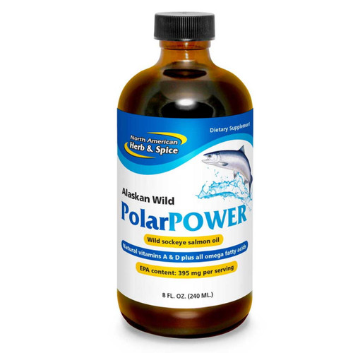 North American Herb & Spice PolarPower 395mg - 240ml