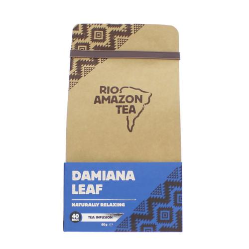 Rio Amazon Damiana Tea - 40 Bags