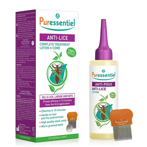 Puressentiel Anti-Lice Treatment Lotion - 100ml