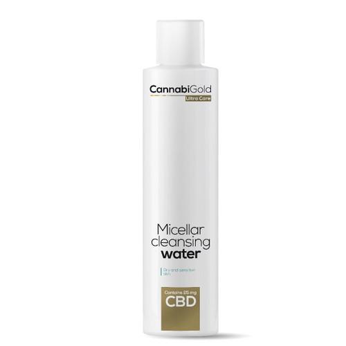 Cannabigold Micellar Cleansing Water (Sensitive) 25mg - 200ml