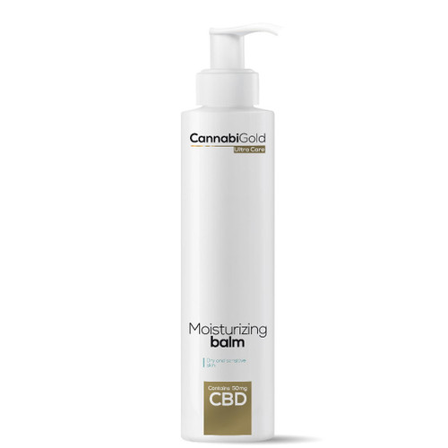 Cannabigold Moisturising Balm 50mg - 200ml
