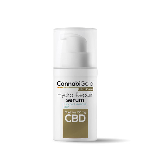 Cannabigold Hydro-Repair Serum (Sensitive) 150mg - 30ml