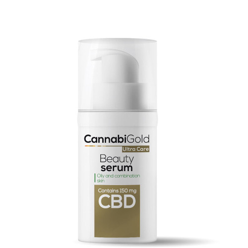 Cannabigold Beauty Serum 150mg - 30ml