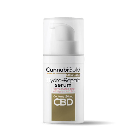 Cannabigold Hydro-Repair Serum (Very Sensitive) 150mg - 30ml