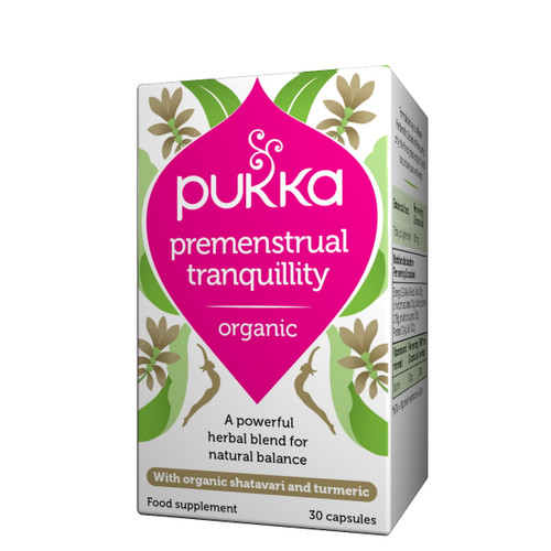 Pukka Premenstral Tranquility - 30 Capsules