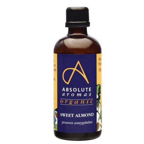 Absolute Aromas Organic Sweet Almond - 100ml