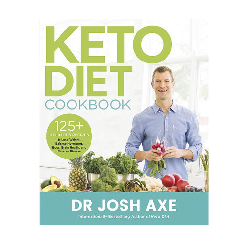 Keto Diet Cookbook - Dr Josh Axe