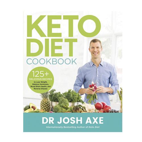 Keto Diet Cookbook - Dr Josh Axe