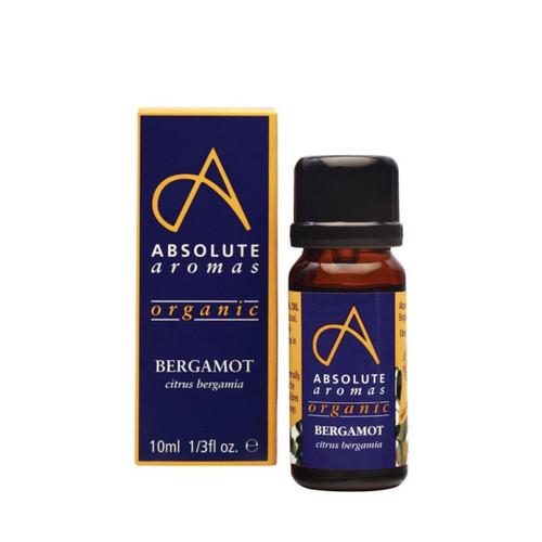 Absolute Aromas Organic Bergamot - 10ml