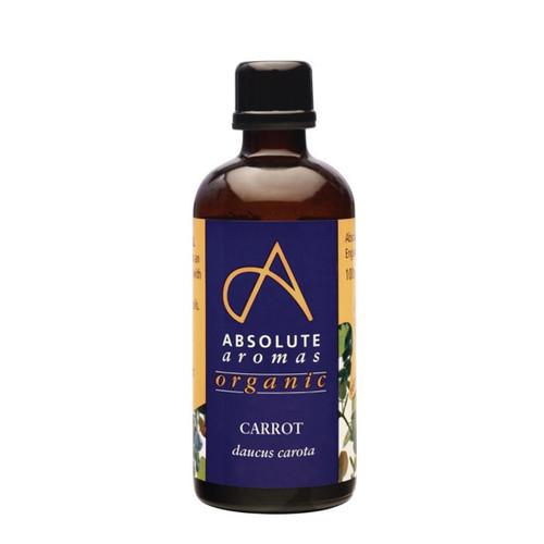 Absolute Aromas Organic Carrot - 100ml