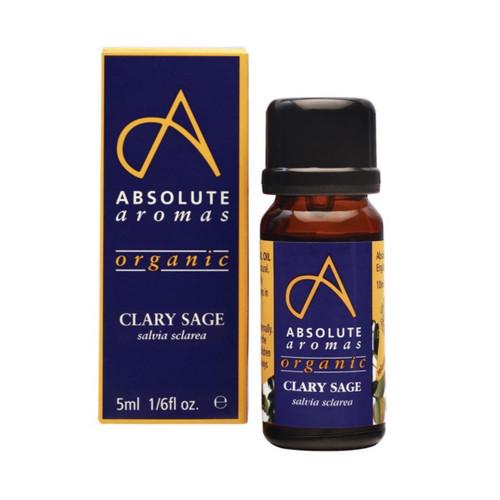 Absolute Aromas Organic Clary Sage - 5ml