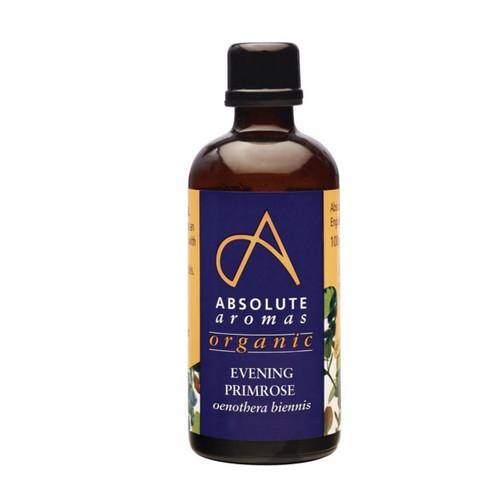 Absolute Aromas Organic Evening Primrose - 100ml