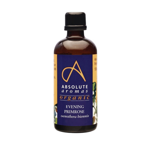 Absolute Aromas Organic Evening Primrose - 30ml