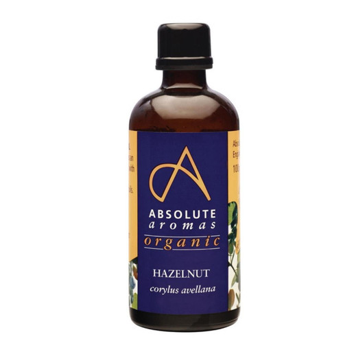 Absolute Aromas Organic Hazelnut - 100ml