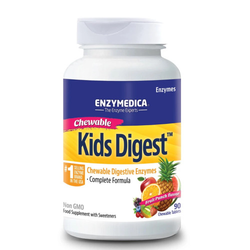 Enzymedica Kids Digest Chewable - 90 capsules