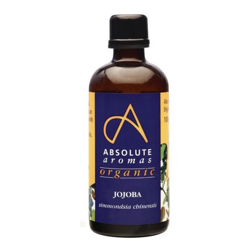 Absolute Aromas Organic Jojoba - 100ml