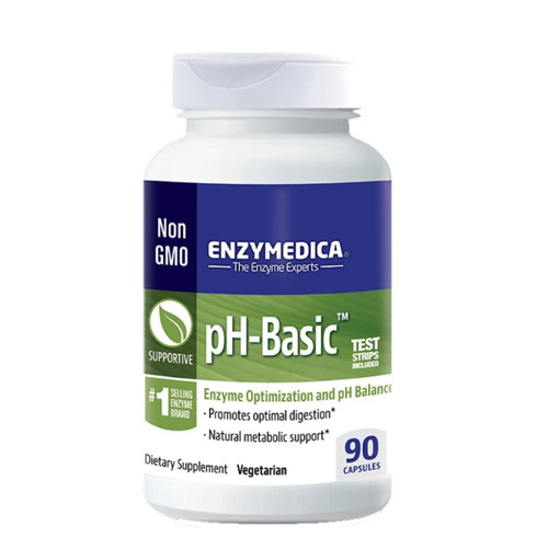 Enzymedica pH-Basic - 90 capsules