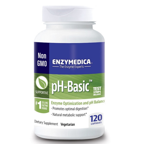 Enzymedica pH-Basic - 120 capsules