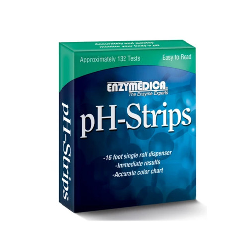 Enzymedica pH Roll - 132 strips
