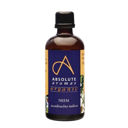 Absolute Aromas Organic Neem Oil - 100ml