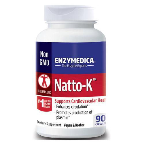 Enzymedica Natto - K - 90 capsules