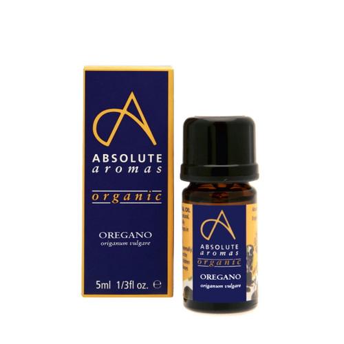 Absolute Aromas Organic Oregano - 5ml