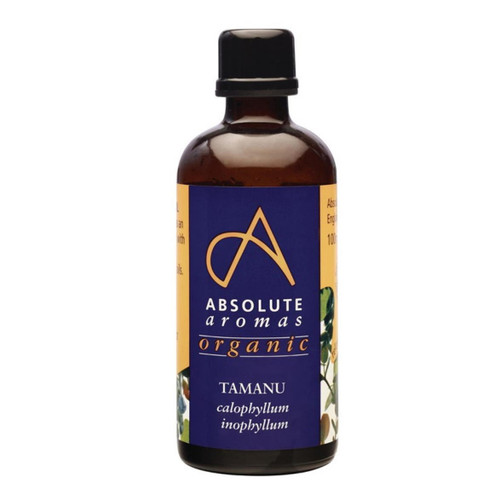 Absolute Aromas Organic Tamanu - 100ml