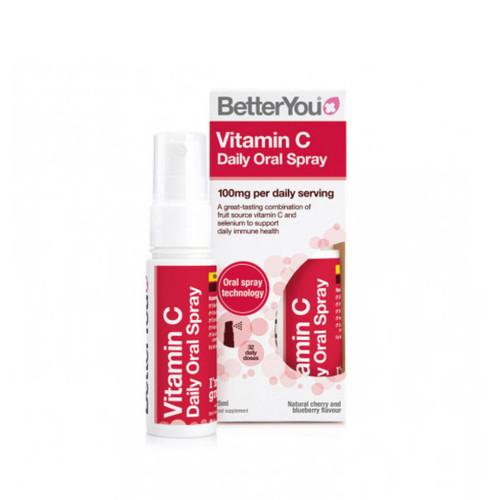 BetterYou Vitamin C Daily Oral Spray - 25ml
