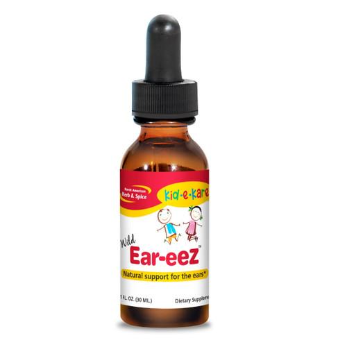 North American Herb & Spice Ear-eeZ Kids - 30ml