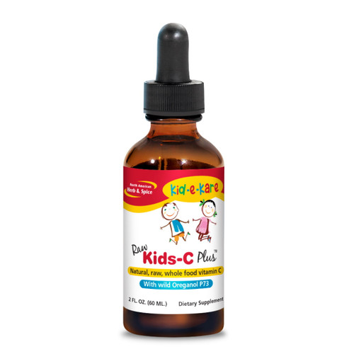 North American Herb & Spice Kids C Plus - 60ml