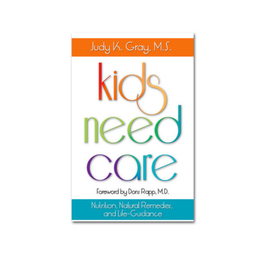Kids Need Care Book by Ms Judy Gray