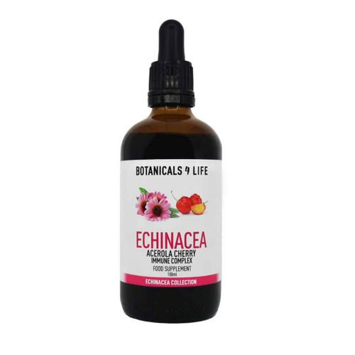 Botanicals 4 Life Echinacea & Acerola Cherry Immune Complex - 100ml