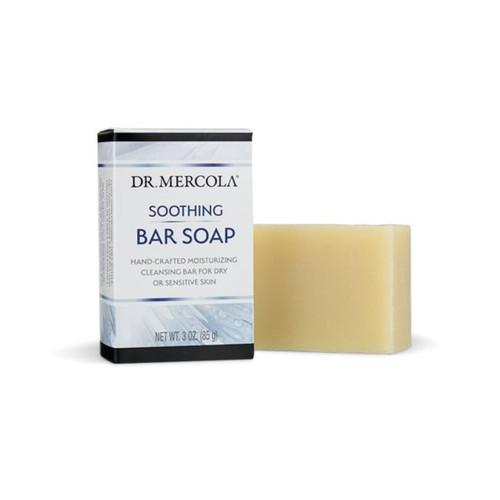 Dr Mercola Soothing Bar Soap - 85g