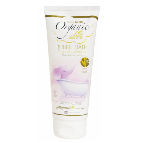 Pittapatta Bubble Bath with Organic Lavender - 200ml