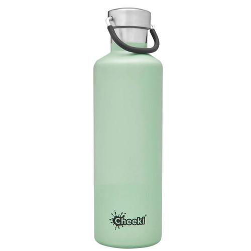 Cheeki Insulated Wall Water Bottle (Pistachio) - 600ml