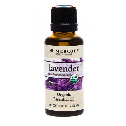 Dr Mercola Organic Lavender Essential Oil - 30ml