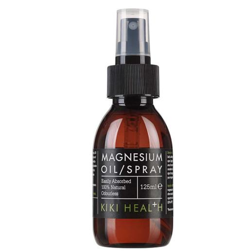 Kiki Health Magnesium Oil Spray - 125ml