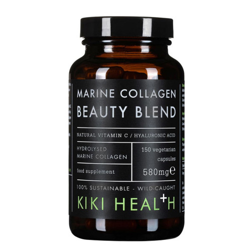 Kiki Health Marine Collagen Beauty Blend - 150 capsules