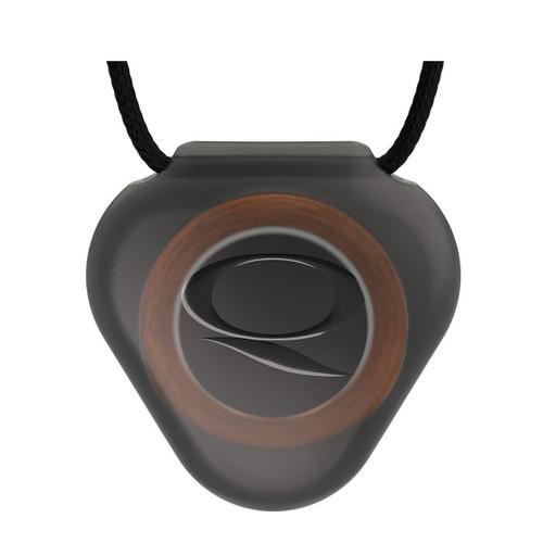 Q-Link Acrylic STR-3 Pendant (Translucent Carbon)