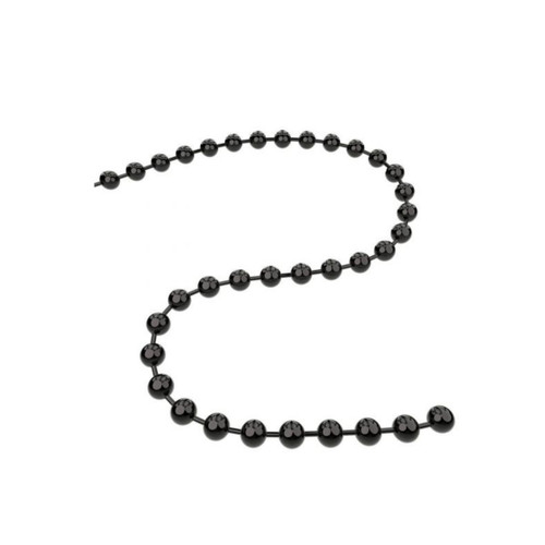 Q-Link Beaded Chain (Black)