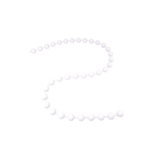 Q-Link Beaded Chain (White)