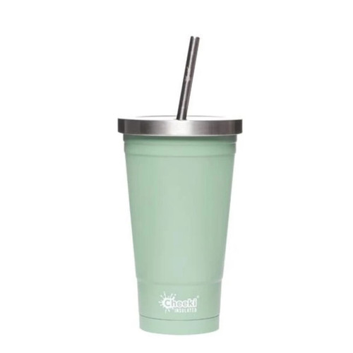 Cheeki Insulated Tumbler (Pistachio) - 500ml